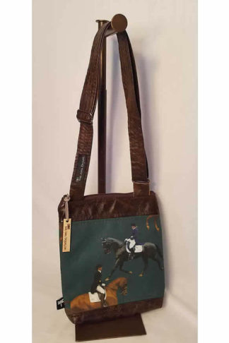 Equestrian Leather Bags